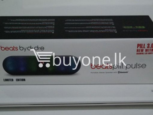 beats pill pulse with warranty offer buy one lk for sale sri lanka 3 510x383 - Beats Pill Pulse By Dr. Dre with Warranty