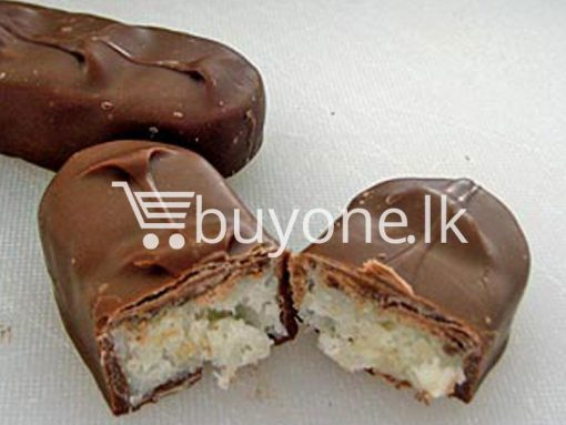 minis bounty chocolate bar 8x pack offer buyone lk for sale sri lanka 5 510x383 - Minis Bounty Chocolate Bar 8x pack