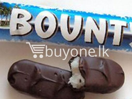 minis bounty chocolate bar 8x pack offer buyone lk for sale sri lanka 6 510x383 - Minis Bounty Chocolate Bar 8x pack