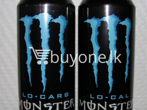 monster lo carb energy drink offer buyone lk for sale sri lanka 4 510x383 - Monster Lo Carb - Energy Drink