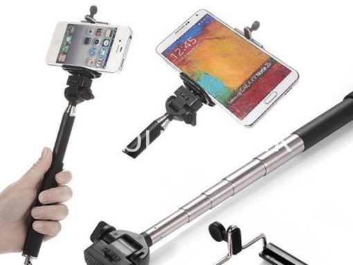 selfie stick monopod with free remote brand new buyone lk sri lanka valentines offer 4 510x383 - Monopod Selfie Stick with Free Selfie Remote Ver 2.3