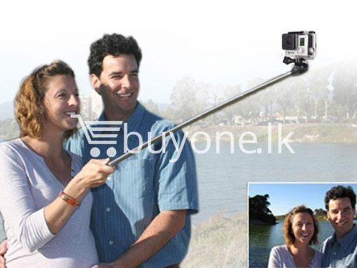 selfie stick monopod with free remote brand new buyone lk sri lanka valentines offer 6 510x383 - Monopod Selfie Stick with Free Selfie Remote Ver 2.3