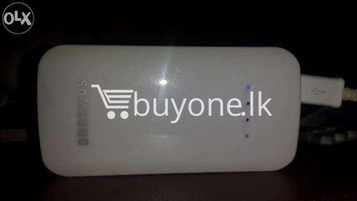 90479773 2 1000x700 samsung power bank 6000mah upload photos 510x287 - Samsung 6000mAh Power Bank
