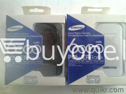 Samsung 6000mah power bank ak L1608358973 1422596717 - Samsung 6000mAh Power Bank