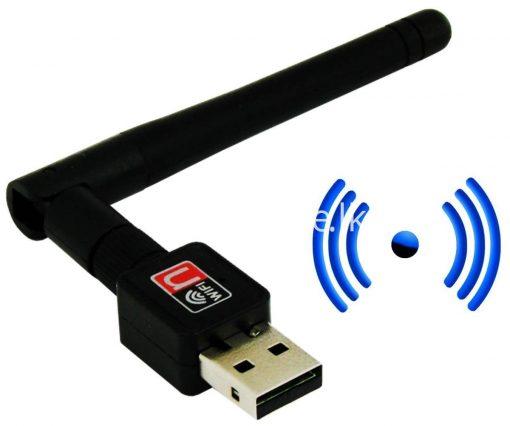 adaptador wireless pera usb wifi 150mbps 802iin lan bgn 19242 MLB20168086069 092014 F 510x426 - WiFi USB Adaptor 802.11N with free Antenna