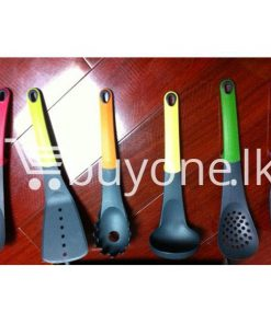 happily home living 6 piece colour kitchen gadget set for sale sri lanka brand new buyone lk send gift offers 247x296 - Happily Home Living 6 Piece Colour Kitchen Spoon Gadget Set