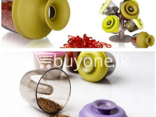 pop up standing spice rack 6 pieces fine life for sale sri lanka brand new buy one lk send gift offers 3 510x383 - Pop Up Standing Spice Rack (6 Pieces) Fine life