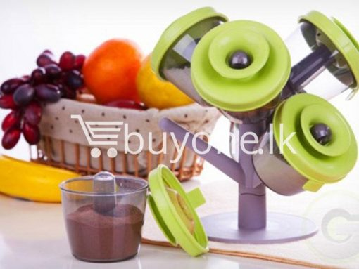 pop up standing spice rack 6 pieces fine life for sale sri lanka brand new buy one lk send gift offers 4 510x383 - Pop Up Standing Spice Rack (6 Pieces) Fine life
