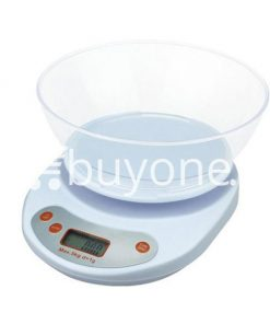 portable electronic kitchen scale lcd display digital with bowl for sale sri lanka brand new buyone lk send gift offers 247x296 - Portable Electronic Kitchen Scale LCD Display Digital with Bowl
