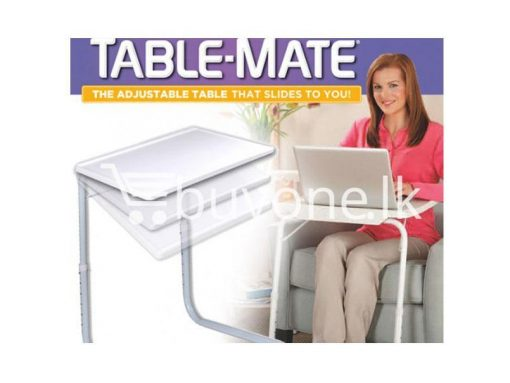 new table mate iv with cup holder home and kitchen home appliances brand new buyone lk avurudu sale offer sri lanka 510x383 - New Table Mate IV with Cup Holder
