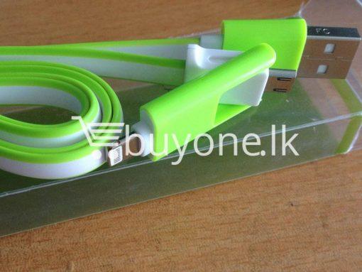 usb data transmission and charging cable mobile store mobile phone accessories brand new buyone lk avurudu sale offer sri lanka 3 510x383 - USB Data Transmission and Charging Cable