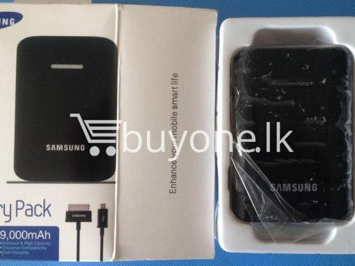 9000mah samsung power bank mobile store mobile phone accessories brand new buyone lk avurudu sale offer sri lanka 5 510x383 - Brand New 9000mAh Samsung Power Bank