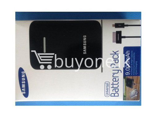9000mah samsung power bank mobile store mobile phone accessories brand new buyone lk avurudu sale offer sri lanka 510x383 - Brand New 9000mAh Samsung Power Bank