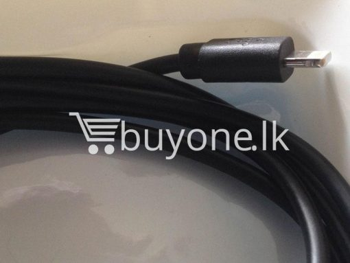 belkin chargersync cable lightning connector for iphone ipod mobile store mobile phone accessories brand new buyone lk avurudu sale offer sri lanka 4 510x383 - Belkin Charger/Sync Cable Lightning Connector for iPhone & iPod