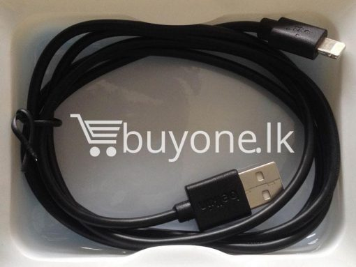 belkin chargersync cable lightning connector for iphone ipod mobile store mobile phone accessories brand new buyone lk avurudu sale offer sri lanka 5 510x383 - Belkin Charger/Sync Cable Lightning Connector for iPhone & iPod