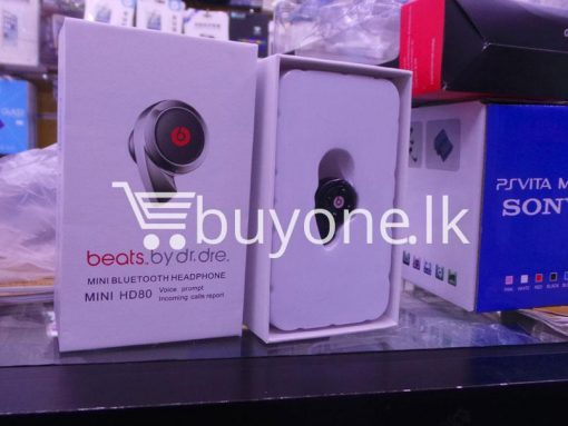 beats mini bluetooth headset mobile phone accessories brand new sale gift offer sri lanka buyone lk 3 510x383 - Beats Mini Bluetooth Headset