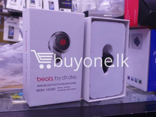 beats mini bluetooth headset mobile phone accessories brand new sale gift offer sri lanka buyone lk 6 510x383 - Beats Mini Bluetooth Headset
