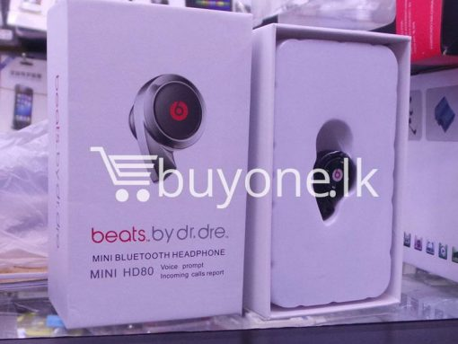 beats mini bluetooth headset mobile phone accessories brand new sale gift offer sri lanka buyone lk 7 510x383 - Beats Mini Bluetooth Headset
