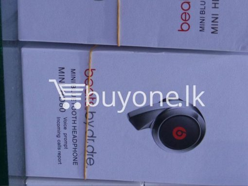 beats mini bluetooth headset mobile phone accessories brand new sale gift offer sri lanka buyone lk 9 510x383 - Beats Mini Bluetooth Headset