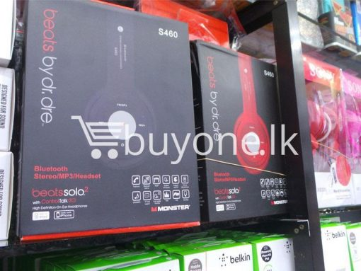 beats solo wireless bluetooth headphone hd mobile phone accessories brand new sale gift offer sri lanka buyone lk 2 510x383 - Beats Solo 2 Wireless Bluetooth Headphone HD