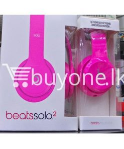 beats solo2 headphone with controltalk mobile phone accessories brand new sale gift offer sri lanka buyone lk 247x296 - Beats Solo2 Headphone with ControlTalk