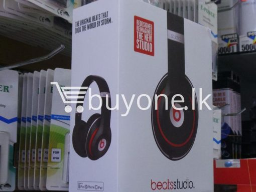 beats studio foldable headphone new mobile phone accessories brand new sale gift offer sri lanka buyone lk 5 510x383 - Beats Studio Foldable Headphone New