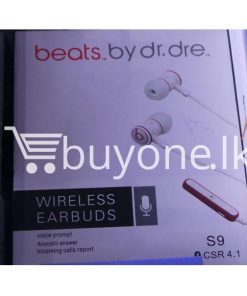 beats wireless bluetooth earbuds mobile phone accessories brand new sale gift offer sri lanka buyone lk 247x296 - Beats Wireless Bluetooth Earbuds