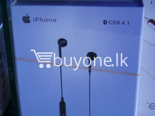 iphone bluetooth earbuds mobile phone accessories brand new sale gift offer sri lanka buyone lk 3 510x383 - iPhone Bluetooth Earbuds