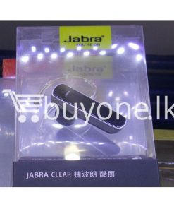 jabra clear bluetooth headset mobile phone accessories brand new sale gift offer sri lanka buyone lk 247x296 - Jabra Clear Bluetooth Headset