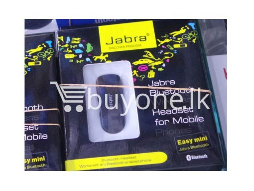 jabra easy mini bluetooth headset mobile phone accessories brand new sale gift offer sri lanka buyone lk 510x383 - Jabra Easy Mini Bluetooth Headset