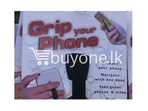 mobile phone grip for iphone htc samsung mobile phone accessories brand new sale gift offer sri lanka buyone lk 510x383 - Mobile Phone Grip For iPhone, HTC, Samsung