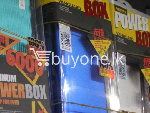 original remax 6600mah portable power bank mobile phone accessories brand new sale gift offer sri lanka buyone lk 3 510x383 - Original Remax 6600mAh Portable Power Bank