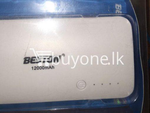 Original Beston Power Bank 12000 mah 3 charging socket port with LED Torch 5 510x383 - Original Beston Power Bank 12000 mAh 3 charging socket port with LED Torch