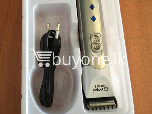 gemei professional hair trimmer make life better gm 678 best deals send gifts christmas offers buy one sri lanka 14 510x383 - Gemei Professional Hair Trimmer Make Life Better GM-678