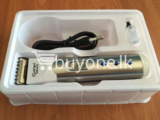 gemei professional hair trimmer make life better gm 678 best deals send gifts christmas offers buy one sri lanka 8 510x383 - Gemei Professional Hair Trimmer Make Life Better GM-678