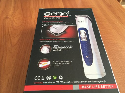 gemei professional hair trimmer make life better gm 722 best deals send gifts christmas offers buy one sri lanka 5 510x383 - Gemei Professional Hair Trimmer Make Life Better GM-722