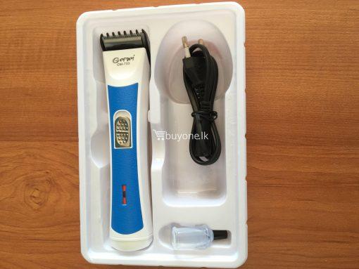 gemei professional hair trimmer make life better gm 733 best deals send gifts christmas offers buy one sri lanka 2 510x383 - Gemei Professional Hair Trimmer Make Life Better GM-733