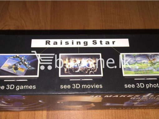 3d glasses raising star for 3d games movies photoes best deals send gift christmas offers buy one lk sri lanka 6 510x383 - 3D Glasses Raising Star for 3D Games Movies Photoes