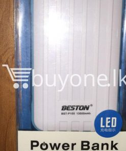 original beston power bank 13000 mah with dual socket port with led torch best deals send gift christmas offers buy one lk sri lanka 2 247x296 - Original Beston Power Bank 13500 mah with Dual socket port with LED Torch