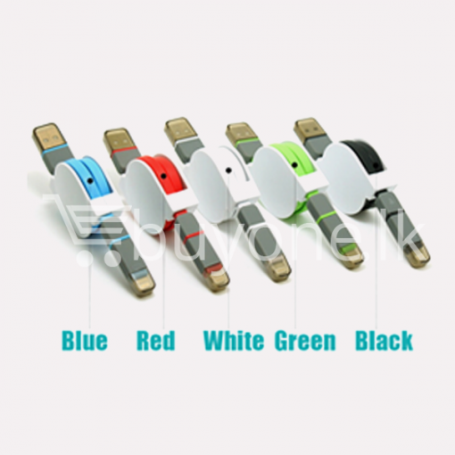 2 in 1 charging data cable microlightning to usb mobile pen drives cables special offer best deals buy one lk sri lanka 1453796631 510x510 - 2 in 1 Charging Data Cable (Micro/Lightning To USB)