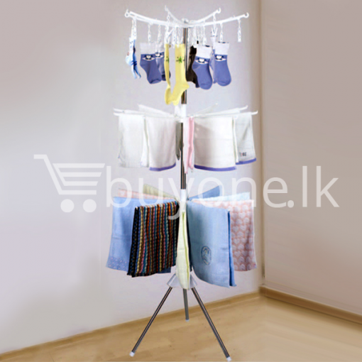 3 layer towel rack household appliances special offer best deals buy one lk sri lanka 1453796667 510x510 - 3 Layer Towel Rack