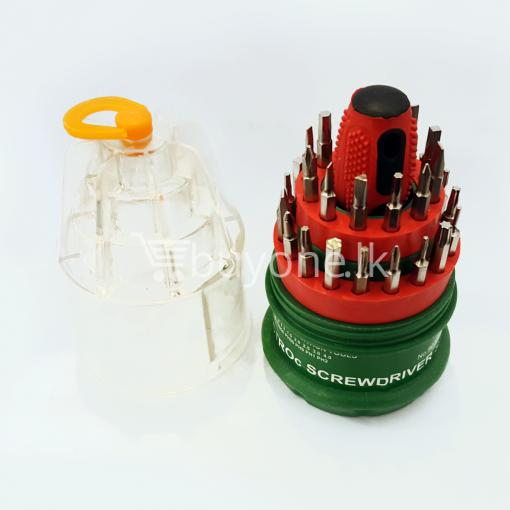 31 in 1 pocket magnetic screwdriver set household appliances special offer best deals buy one lk sri lanka 1453796807 510x510 - 31 in 1 Pocket Magnetic Screwdriver Set