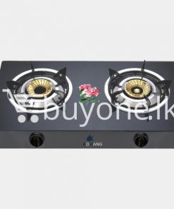 bowang 2 burner glass top gas cooker gas cookers special offer best deals buy one lk sri lanka 1453789015 247x296 - Bowang 2 Burner Glass Top Gas Cooker