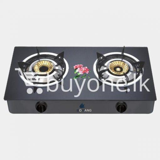 bowang 2 burner glass top gas cooker gas cookers special offer best deals buy one lk sri lanka 1453789015 510x510 - Bowang 2 Burner Glass Top Gas Cooker