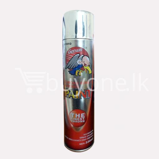 getsun chrome effect aerosol paint 330ml automobile store special offer best deals buy one lk sri lanka 1453793263 510x510 - Getsun Chrome Effect Aerosol Paint 330ml