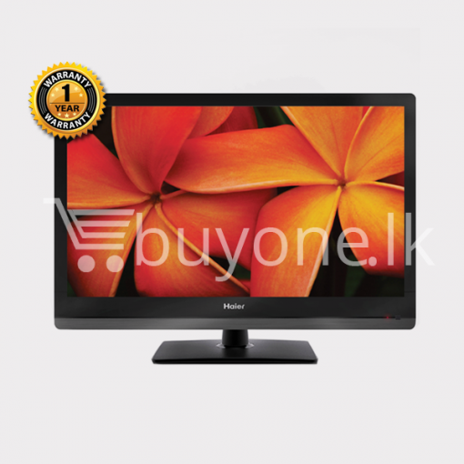 haier 24 inch led tv le24p600 with hd picture quality electronics special offer best deals buy one lk sri lanka 1453801620 510x510 - Haier 24-inch LED TV (LE24P600) With HD Picture Quality