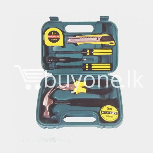 lechgtools 9pcs tool set household appliances special offer best deals buy one lk sri lanka 1453792736 510x510 - Lechgtools 9Pcs Tool Set