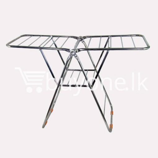 luxury stainless steel cloth rack household appliances special offer best deals buy one lk sri lanka 1453794896 510x510 - Luxury Stainless Steel Cloth rack