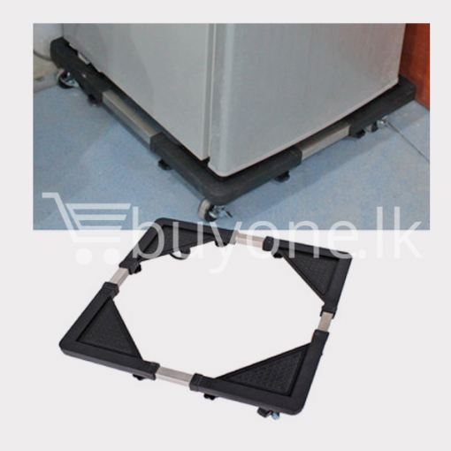 multifunctional movable washing machine and refrigerator stand household appliances special offer best deals buy one lk sri lanka 1453795292 510x510 - Multifunctional Movable Washing Machine and Refrigerator Stand