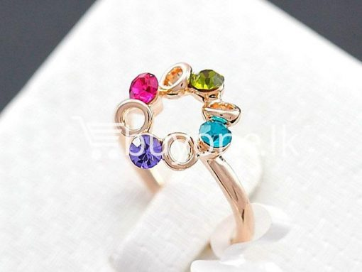 new 2016 fashion most unusual happiness ferris wheel color rhinestone ring best deal valentine send gifts special offer buy one lk sri lanka 2 510x383 - New 2016 Fashion Most Unusual Happiness Ferris Wheel Color Rhinestone Ring